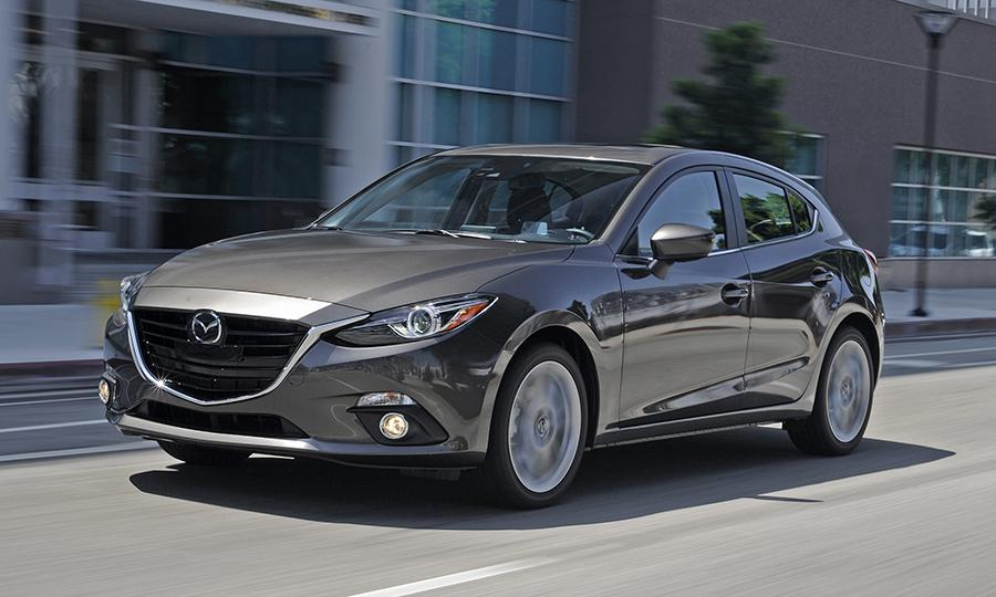 Practical Features of Front-Wheel Drive Mazdas