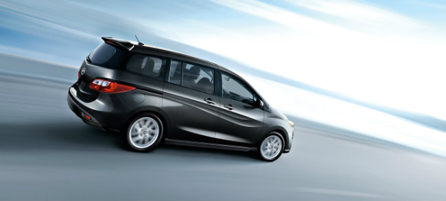 The Versatile Mazda 5 Minivan is Set to Be Retired