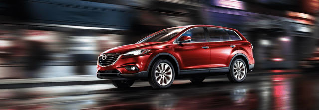 2015 Mazda CX-9 performance review