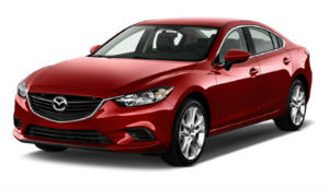 Decorate your Mazda 6 for a Trunk or Treat event!
