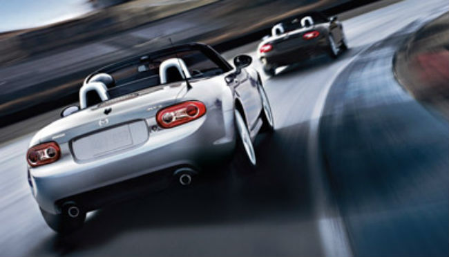 The Mazda Miata is impressing drivers and setting records.