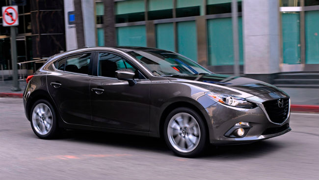 The 2015 Mazda 3 is now at Mazda of Lodi.