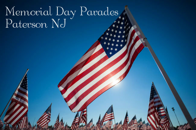 2015 Memorial Day Parade Near Paterson NJ lodi nj wyckoff nj hanover nj veron nj oakland nj fort lee nj clifton nj hackensack nj