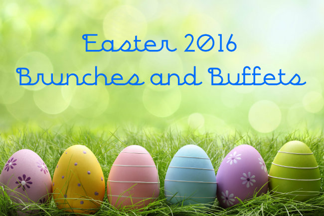 2016 Easter Brunch and Buffets in North Jersey