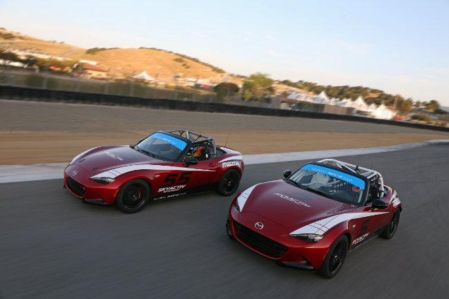 2016 Mazda Miata Race Car Pricing and Release Date