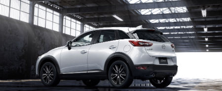 Subcompact Crossover With The Best Gas Mileage 2016 Mazda Cx 3 Fuel Economy  Ratings And