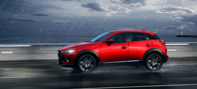 Which Mazda Models Have All Wheel Drive