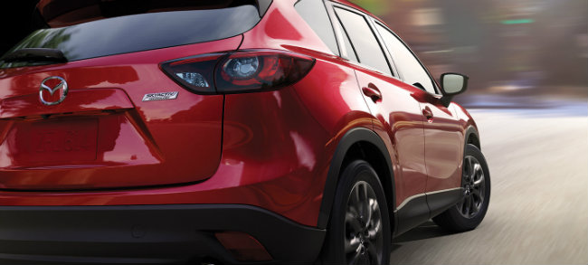 What Is Included In 2016 Mazda CX-5 Rear Camera Package