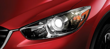 2016 mazda cx-5 headlights