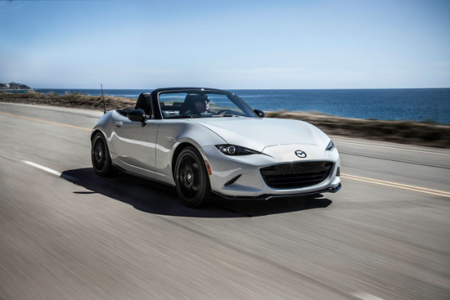 2016 Miata Club Edition Specs and Features Mazda of Lodi