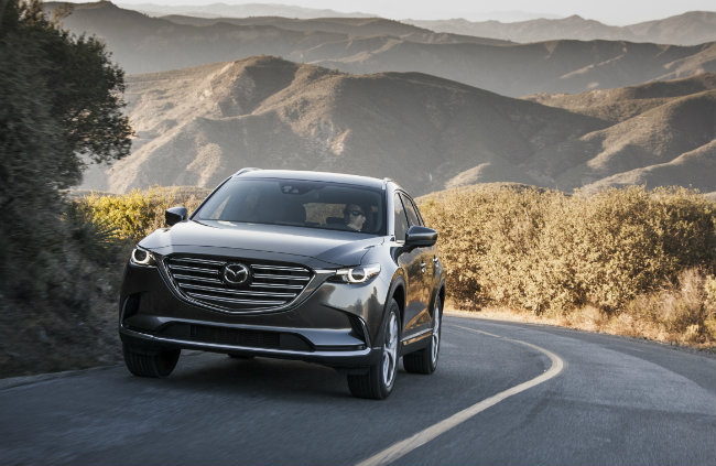 2016 Mazda CX-9 Engine Specs and Performance