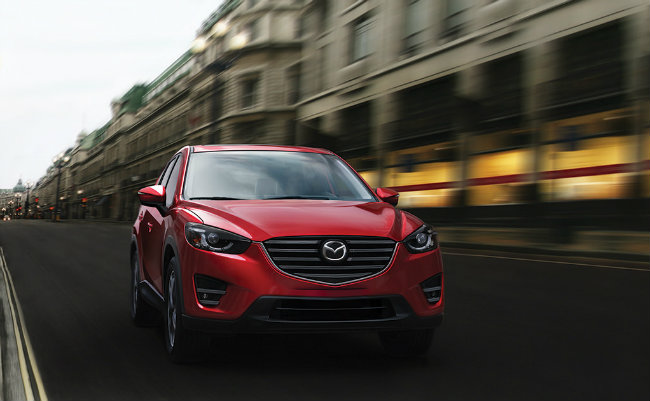 2016.5 Mazda CX-5 Features and Pricing
