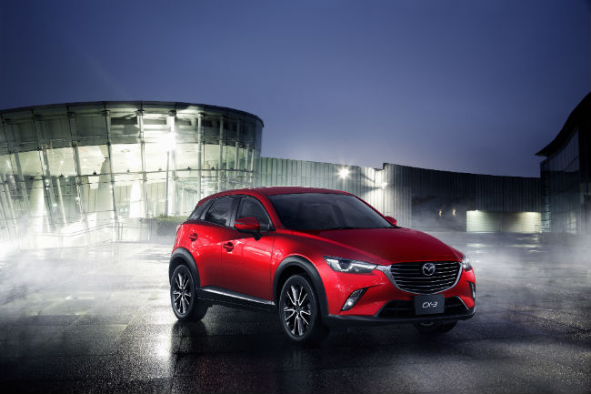 2016 Mazda CX-3 Pricing and Release Date specs and features