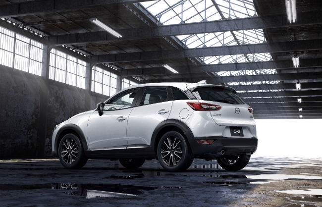2016 Mazda CX-3 Pricing and Release Date interior features specs