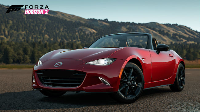 how to get the 2016 Miata in Forza Horizon 2 Xbox One Mazda of Lodi NJ