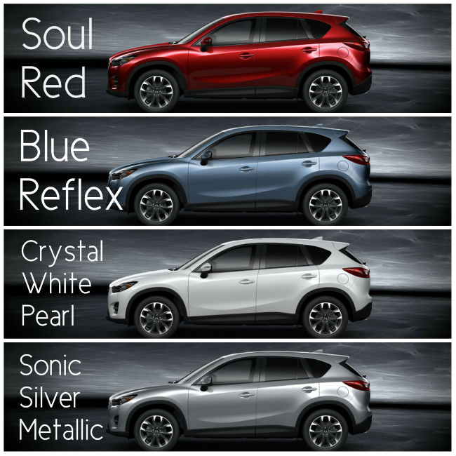 Mazda Cx 5 Exterior Colors New Car Release Date And