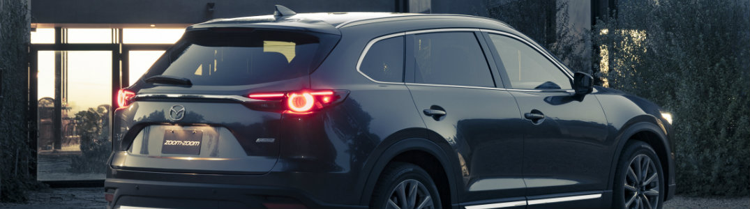 does the 2016 mazda cx-9 have led taillights