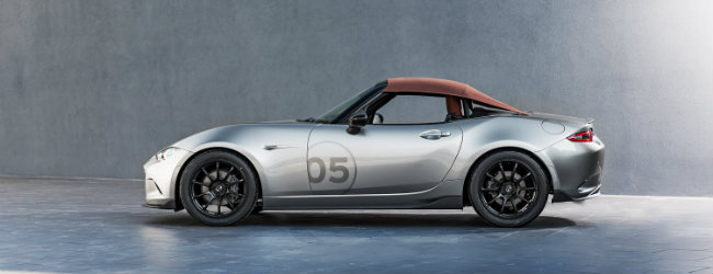 2016 Mazda MX-5 Miata Spyder features and specs