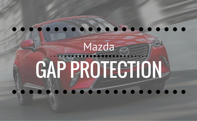 mazda gap protection coverage