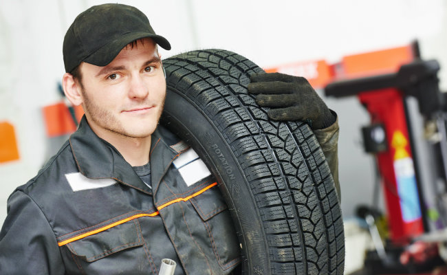 Where to Recycle Old Car Tires North Jersey