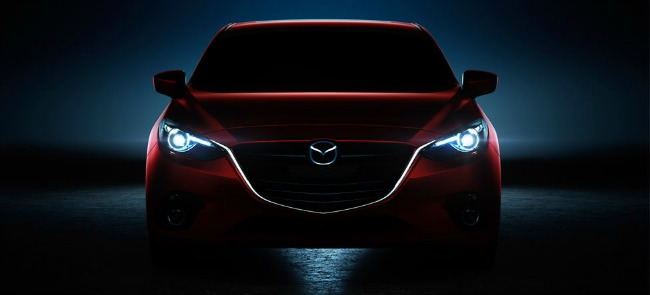 all new mazda3 hatchback