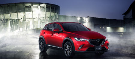 2016 North American Car and Truck of the Year Nominees 2016 mazda cx-3 new mazda