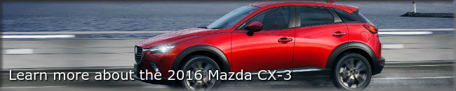 What Happened to the Mazda 5 Minivan 2016 mazda cx-3 versatility specs and features