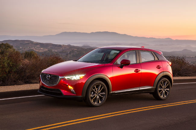2016 Mazda CX-3 Starting Price and Trim Levels