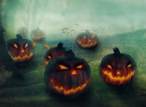 October is the perfect time of year to watch scary movies.
