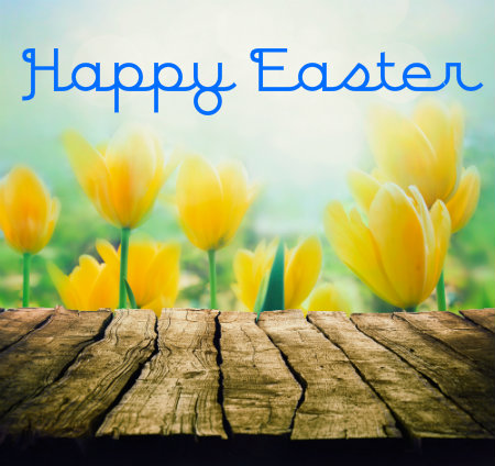 2016 happy easter sign from mazda of lodi in north new jersey
