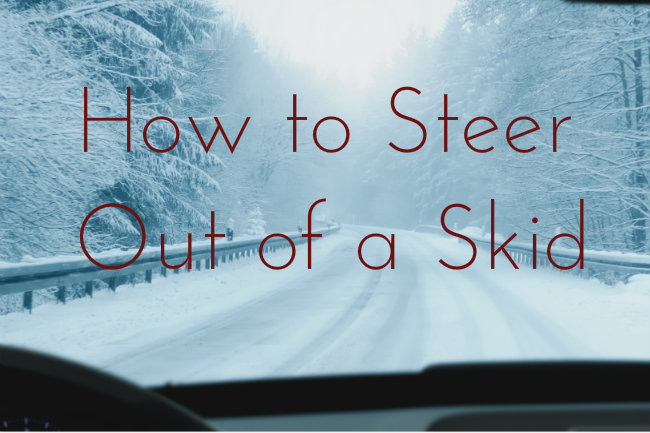 What to Do If Your Car Slides on Ice