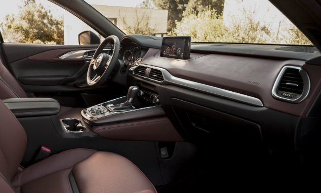What Is Included in the New 2016 Mazda CX-9 Signature Trim?