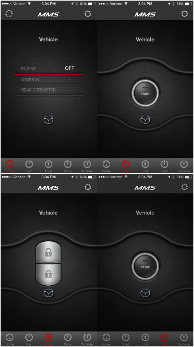 What Mazda Vehicles Will Get Mazda Mobile Start features of mazda mobile start app