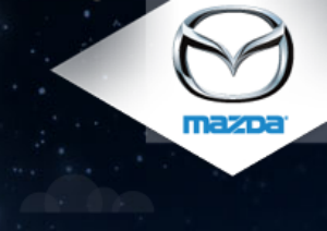 Mazda sponsors like minded companies and events.