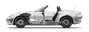 What's New for the 2016 Mazda MX-5 Miata 50 50 weight distribution