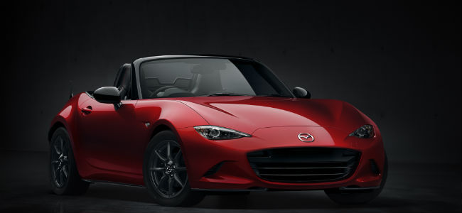 What's New for the 2016 Mazda MX-5 Miata