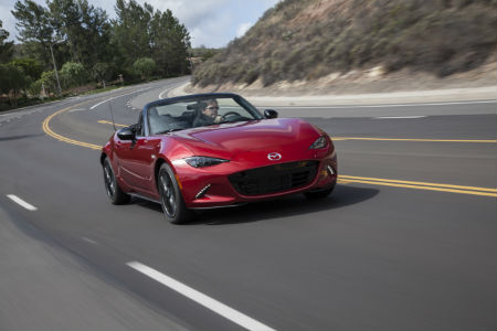 What's New for the 2016 Mazda MX-5 Miata engine specs and performance