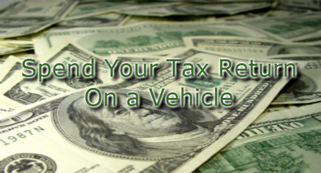 5 Ways to Spend Your Tax Return On Your Car