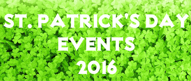 Things to Do for St. Patrick's Day Bergen County NJ