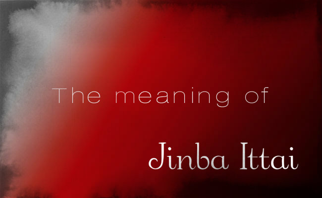 What is the Translation of Jinba Ittai