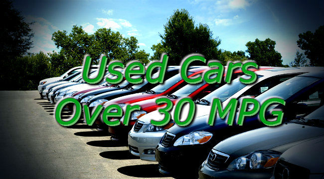 Used Cars That Get Over 30 MPG Bergen County NJ