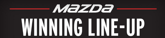 The Mazda Winning Line-Up Event is taking place now at Lodi of Mazda!
