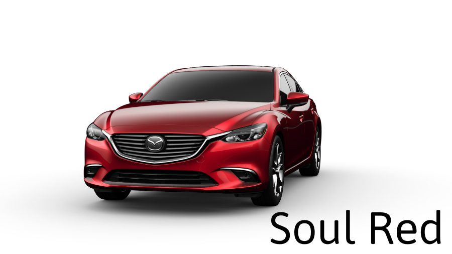 2012 Mazda 6 Colors Onsurga