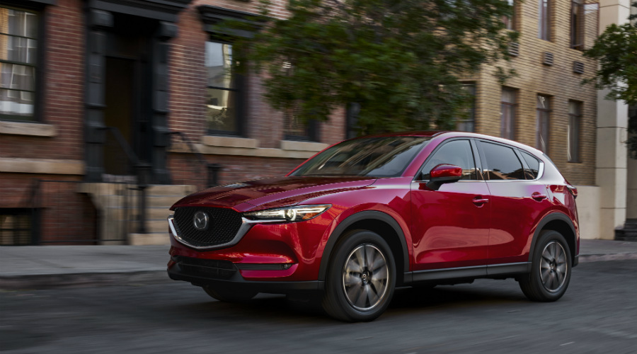 2017 mazda cx-5 wheel design