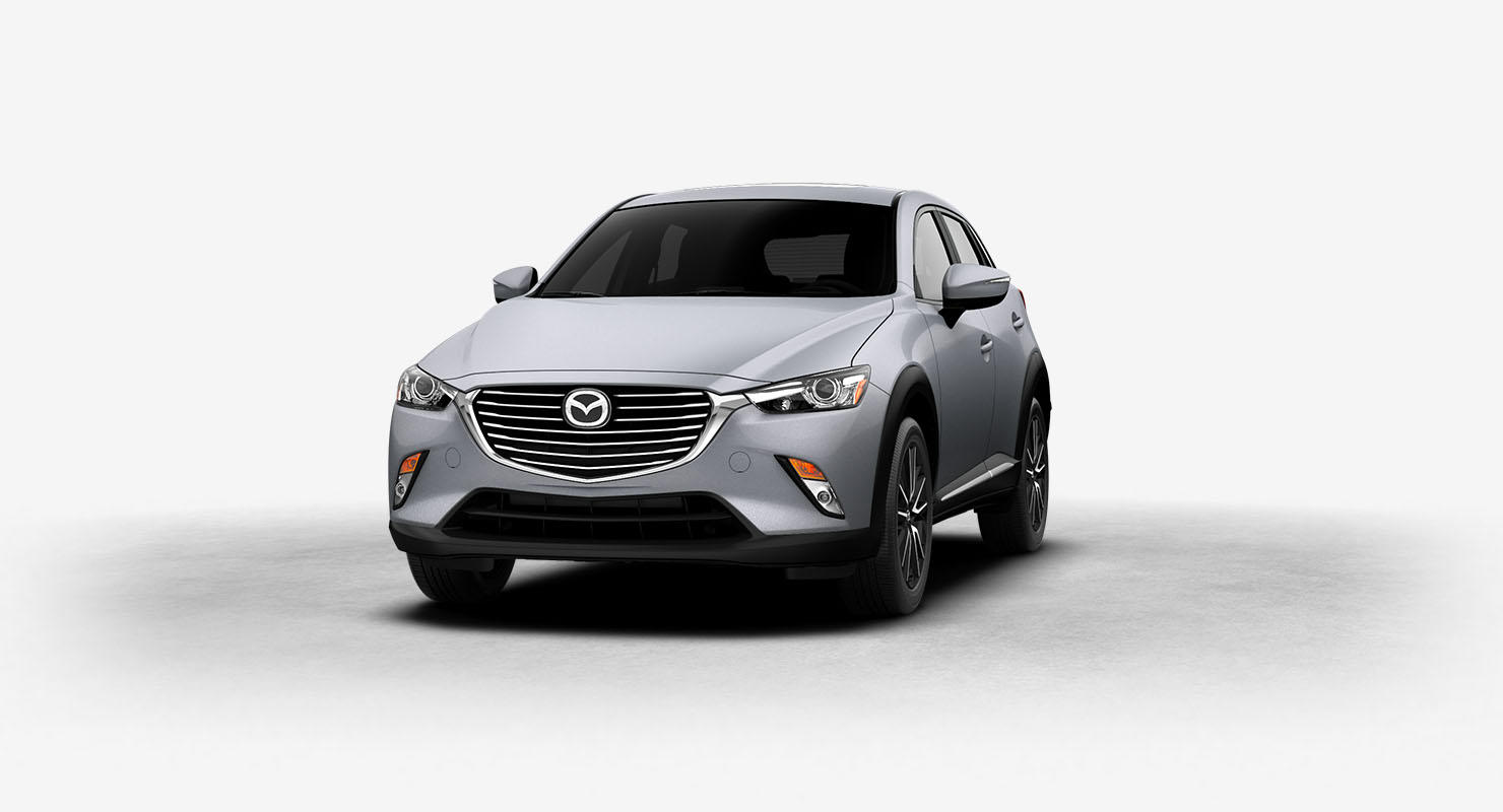 2017 Mazda CX-3 Ceramic Metallic