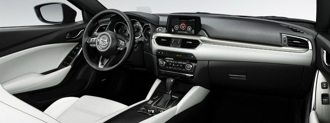 how to connect iphone to 2017 mazda6 grand touring bluetooth. Black Bedroom Furniture Sets. Home Design Ideas