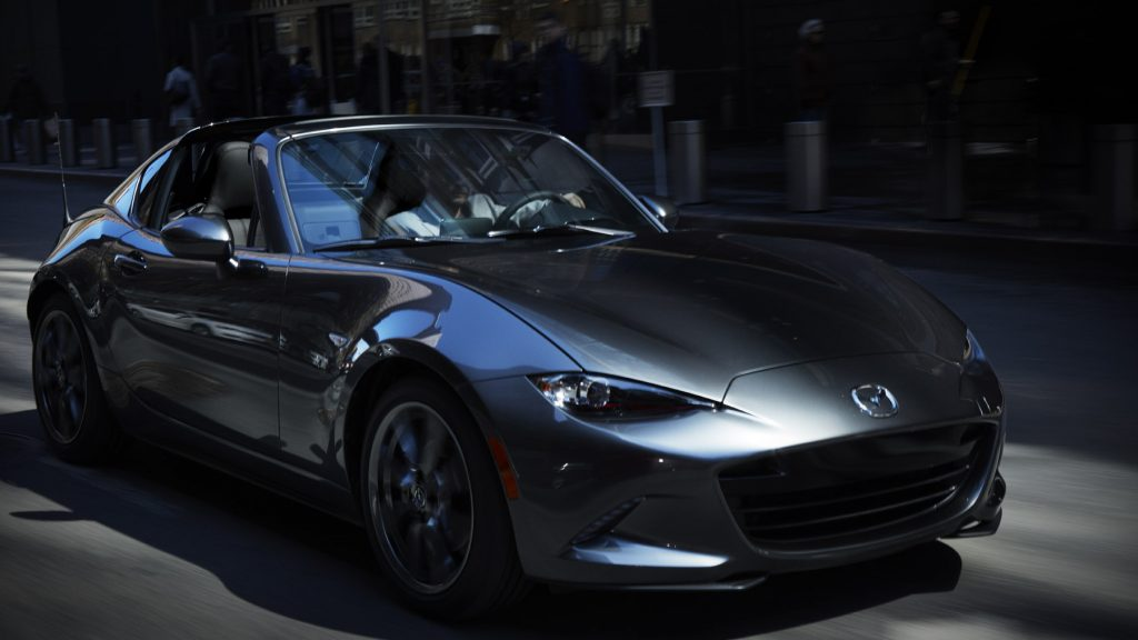 2017 Mazda MX-5 Miata RF engine specs
