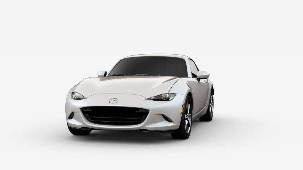 Which Colors Does The 2017 Mazda Mx 5 Miata Rf Come In