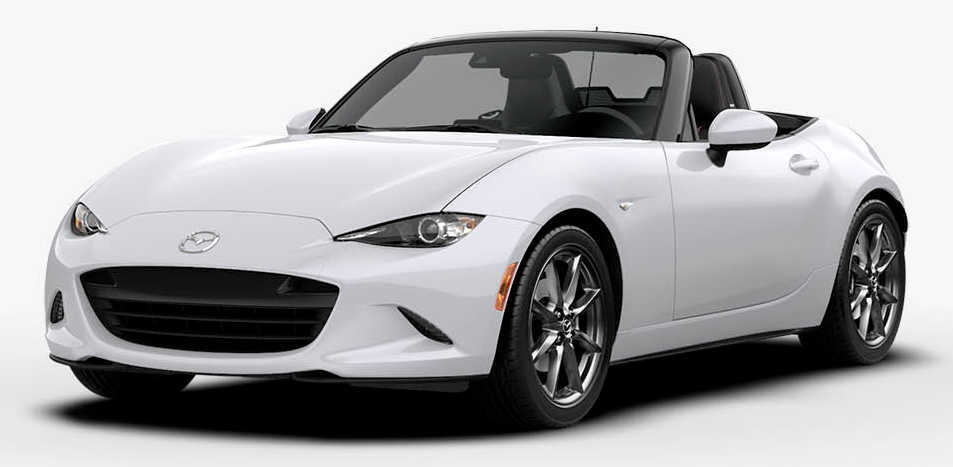 Captivating 2017 Mazda MX 5 Crystal White Pearl Mica Gallery