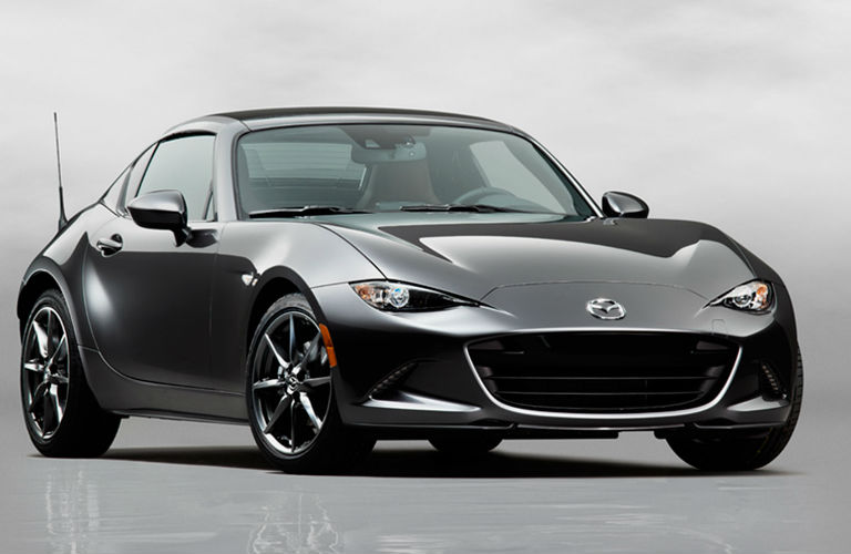 2017 Mazda Miata RF wheel design